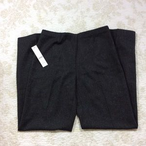 Coldwater Creek NWT classic holly tweed pant